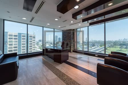 Office for Rent in Sheikh Zayed Road, Dubai - Full Floor  | A Grade Tower | Sheikh Zayed Road |
