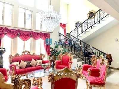 فیلا 5 غرف نوم للايجار في جزر جميرا، دبي - Large 5BR+Maids | Garden Hall | Unfurnished