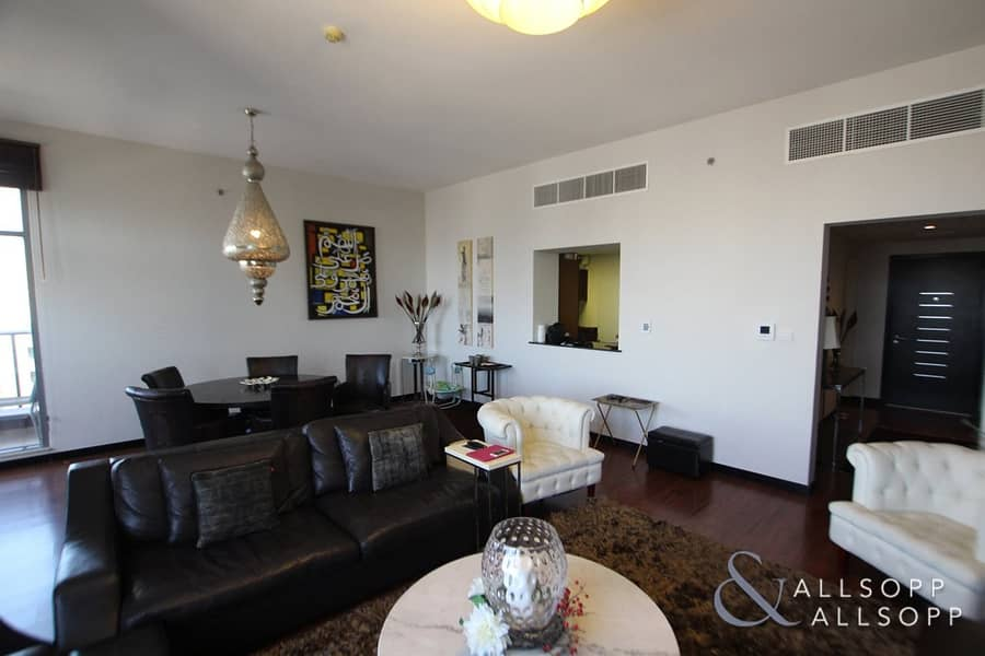 3 Bed + Maid | Chiller Free | Unfurnished