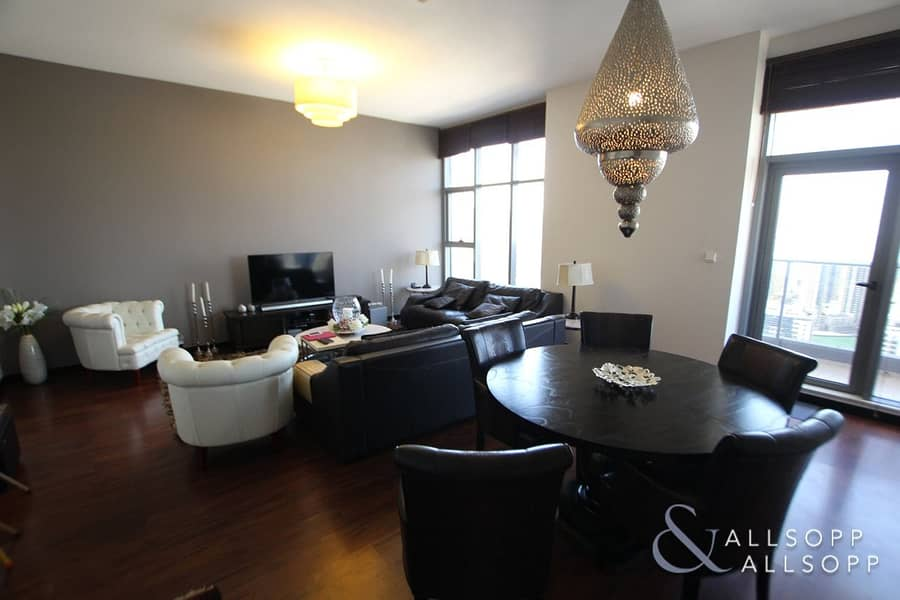 2 3 Bed + Maid | Chiller Free | Unfurnished