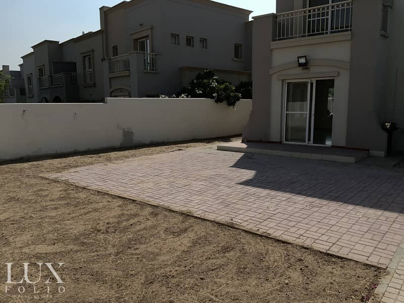 Large Garden | Vacant | 3E | Family sized
