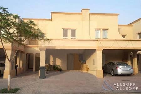 فیلا 2 غرفة نوم للبيع في الينابيع، دبي - Exclusive | Back to Back | Two Bedrooms