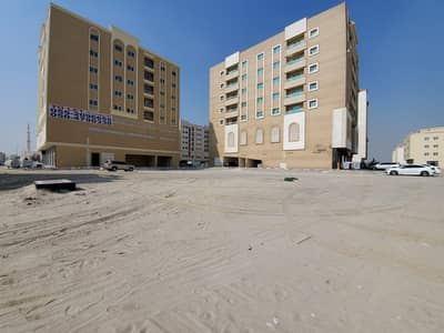 Plot for Sale in Muwailih Commercial, Sharjah - Land for sale in Sharjah / Muwailih commercial corner At the intersection of Sheikh Khalifa Street with Sheikh Mohammed Bin Zayed Road.