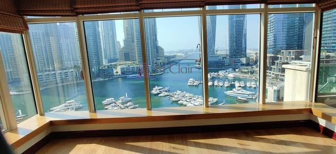 WOW  |  Large 3 Bedroom + Maid |  Full Marina View