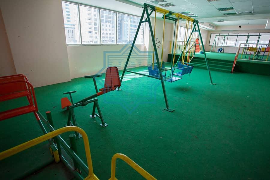 15 Kids Play area