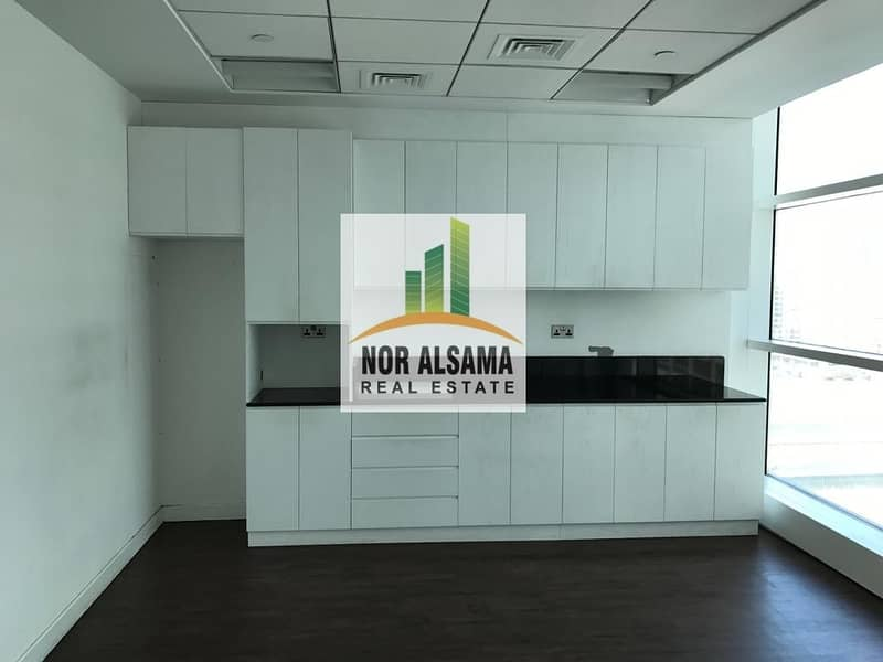 2 10% ROI with 4 years old client !! Fully fitted office in Reef Tower JLT mid floor@ 1.75 million