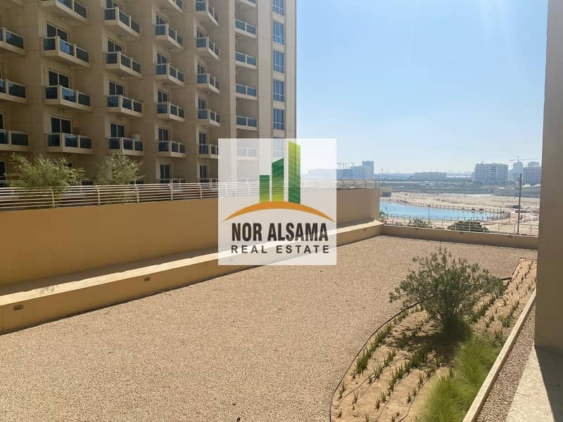 13 Semi Furnished!! Unfurnished!! Studios in lakeside tower  mid floor just 16000