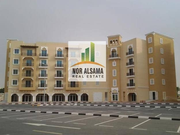 2 Best deal Ever..1 bedroom for Sale in Emirates Cluster With Balcony  Only 305K