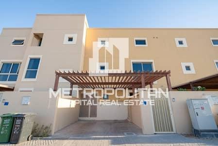 تاون هاوس 3 غرف نوم للايجار في حدائق الراحة، أبوظبي - Superb Facilities/Great Value/Balcony/Garden View