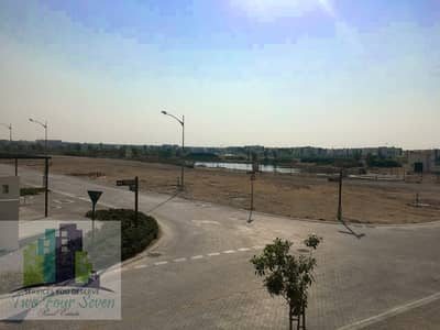 3 Bedroom Townhouse for Rent in Akoya Oxygen, Dubai - LAKE FACING NEW CLUSTER TRIXIS 3BED+M