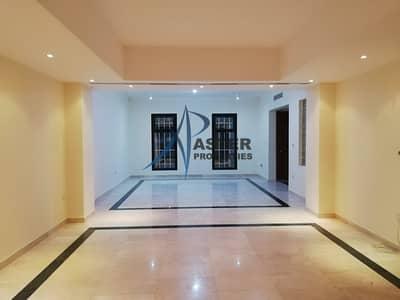 فیلا 4 غرف نوم للايجار في شارع السلام، أبوظبي - Stunning 4BR Villa|Maid Room|Shared Gym and Pool 24/7 Security