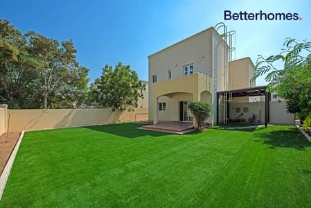 3 Bedroom Villa for Rent in The Meadows, Dubai - Available Now | Type 5 | Study + Maids | Large Plot