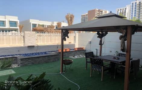 تاون هاوس 4 غرف نوم للايجار في الفرجان، دبي - marble flooring townhouse