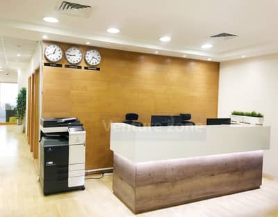 AED 4500 - 6500 | Serviced Offices| Prime Location| Near Metro|Direct from Owner
