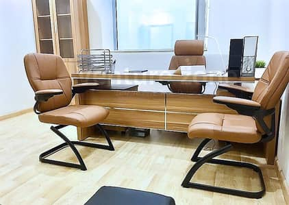 AED 15000 - 25000 | Fully Furnished and Serviced Offices| Few steps to Metro | Prime Location |No Commission