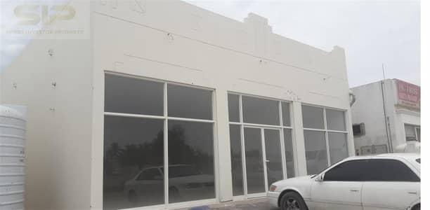 محل تجاري  للايجار في السلمة، أم القيوين - SHOP FOR RENT IN AL SALAMAH UMM AL QUWAIN