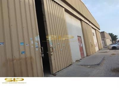 مستودع  للايجار في المنطقة الصناعية، الشارقة - WAREHOUSE IN INDUSTRIAL AREA 3 AVAILABLE FOR RENT
