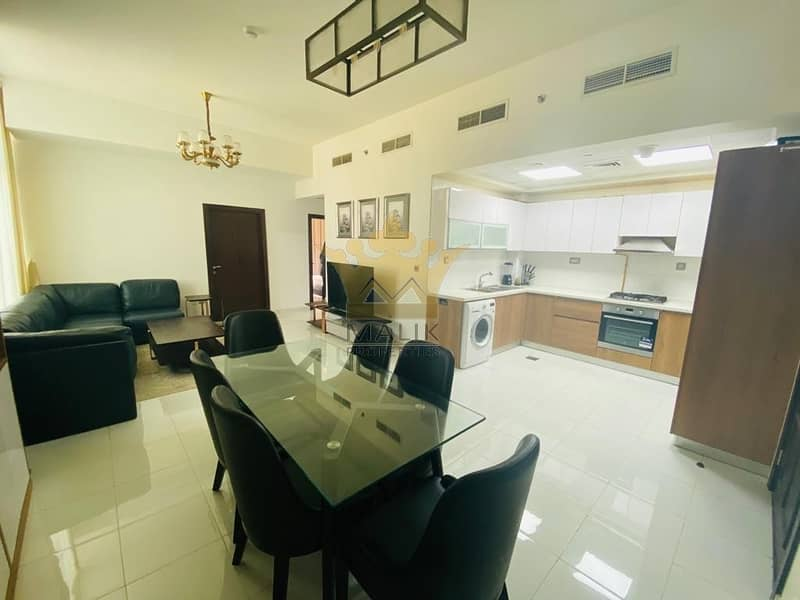 2 High Quality | Fully Furnish | 2 Bedroom Hall.