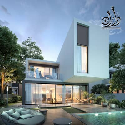 PAY 5% EVERY 4 MONTH'S | OWN VILLA IN AL JADA | SMART HOME \ CORNER