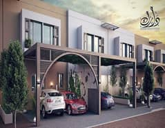 Own your villa in Sharjah with only 10% down payment