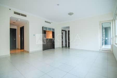 2 Bedroom Flat for Rent in Dubai Marina, Dubai - Low Floor | Pool View | Vacant | Chiller Free