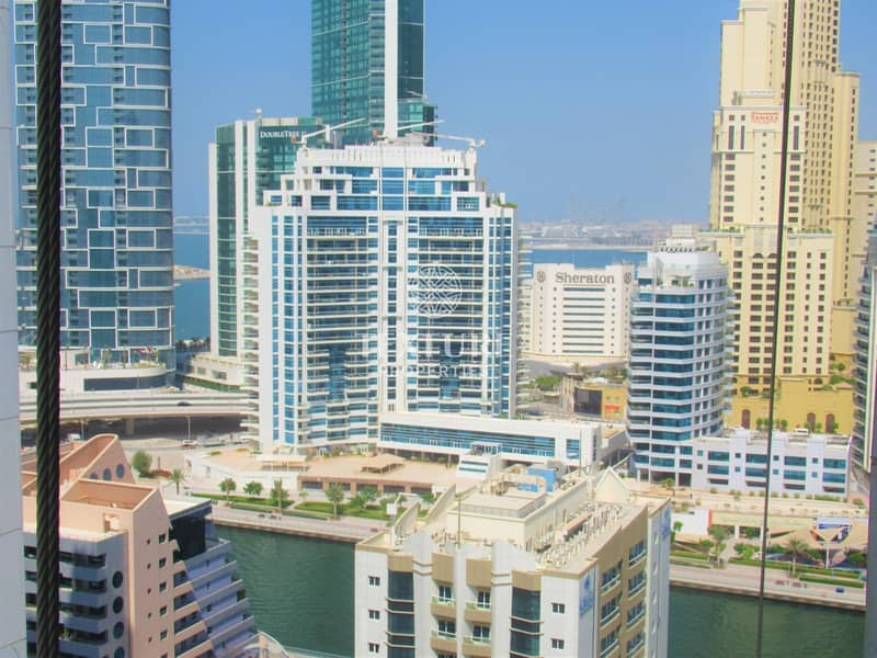 Amazing & Well-Maintained | 1 Bedroom Apartment for Rent | DEC Tower | Dubai Marina