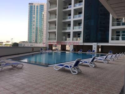2 Bedroom Flat for Rent in Barsha Heights (Tecom), Dubai - 2 B/R with Big Balcony on High Floor in TECOM