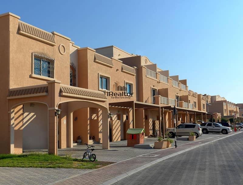 Single Row 2 BR Villa Mediterranean 1.2M