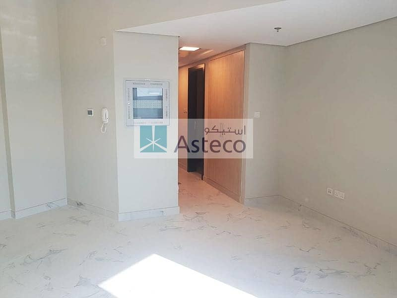 Spacious Brand New Studio  with Pool view