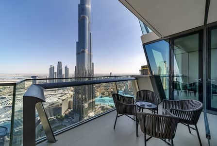 Prime Location l Brand New Furnished   Iconic View