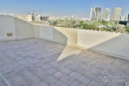 4 Bedroom Townhouse for Rent in Jumeirah Village Circle (JVC), Dubai - Four Bedroom | Well Maintained | Terrace