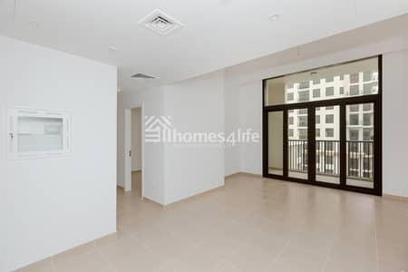 فلیٹ 2 غرفة نوم للايجار في تاون سكوير، دبي - Excellent Layout With Pool View | Ready To Move In