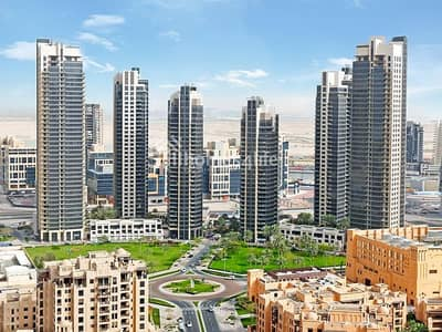 1 Bedroom Apartment for Sale in Downtown Dubai, Dubai - Spacious 1 Bedroom| High floor| Invest now