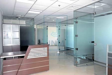 Office for Sale in Jumeirah Lake Towers (JLT), Dubai - Great Tenant | Furnished | Next to JLT metro