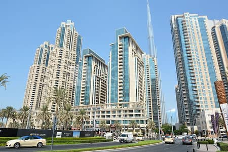 1 Bedroom Apartment for Sale in Downtown Dubai, Dubai - Bright Unit | Spacious Layout | Balcony