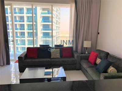شقة 2 غرفة نوم للايجار في مدينة دبي الرياضية، دبي - Luxury Design Fully-Furnished  | Well Maintained | 8th floor