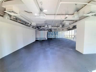 Office for Rent in Jumeirah Lake Towers (JLT), Dubai - Fully Fitted Office | Lake View | Low Floor