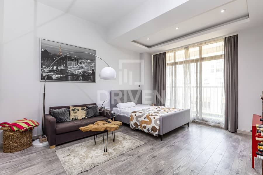 2 Large 1 Bed Apt plus Study Room | Vacant