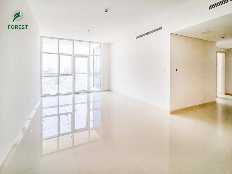 2 Chiller Free | Vacant 1BR Apt | 2 Months Free