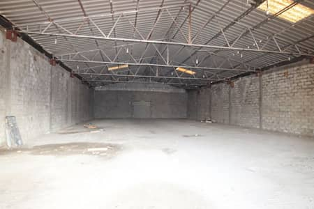 Warehouse for Rent in Industrial Area, Sharjah - 9000SQFT | For Storage | SHARJAH INDUSTRIAL AREA 1
