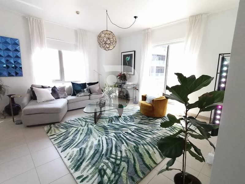 SPACIOUS /HIGH FLOOR 1 BEDROOM WITH GREAT GARDEN VIEW