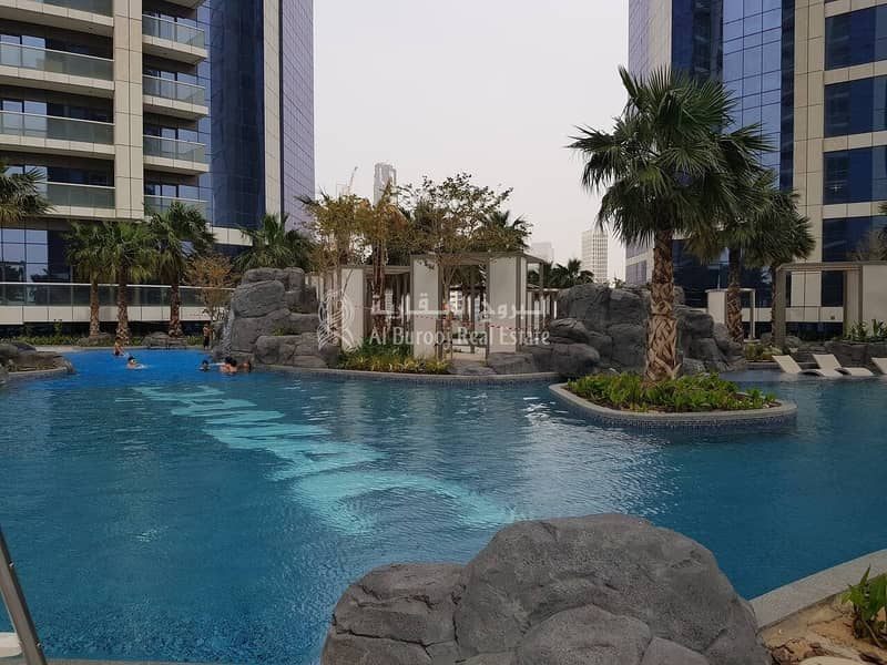 17 1 Bedroom| Fully Furnished| Paramount Tower| Business Bay