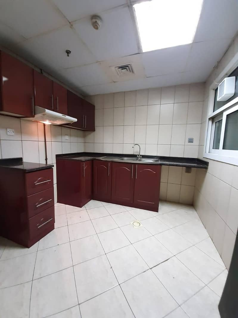 10 Stunning offer spacious 1bhk rent only 23k close to al nahda park