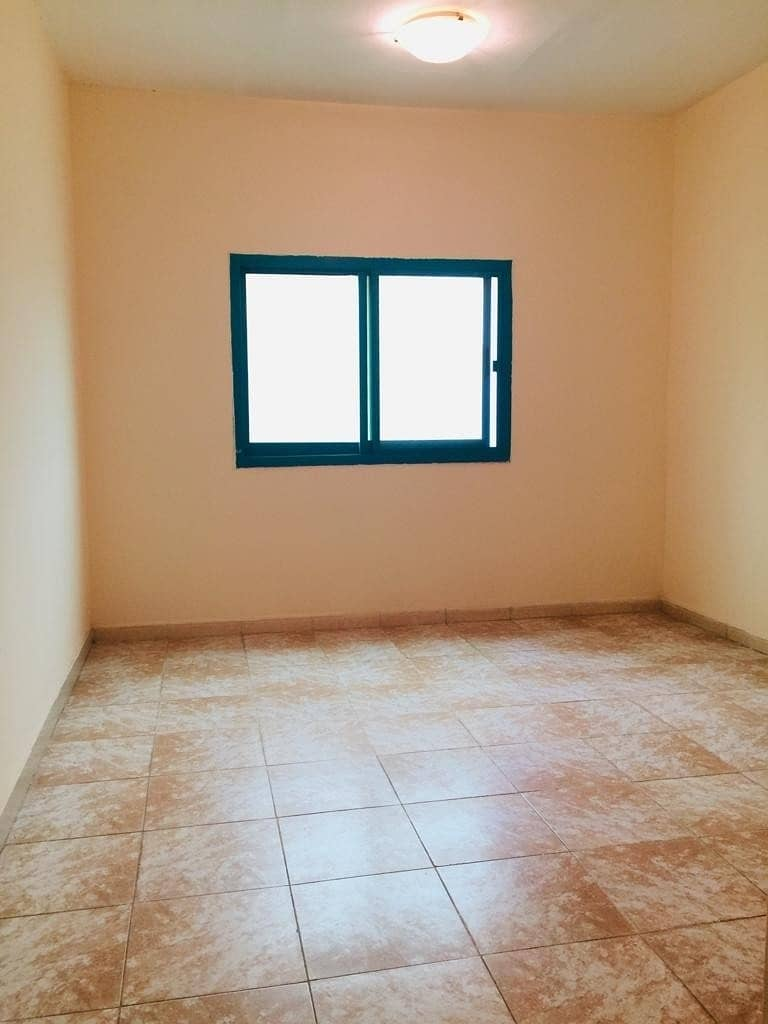 No Cash Deposit. 1bhk with balcony in family building easygoing to dubai in just 23k