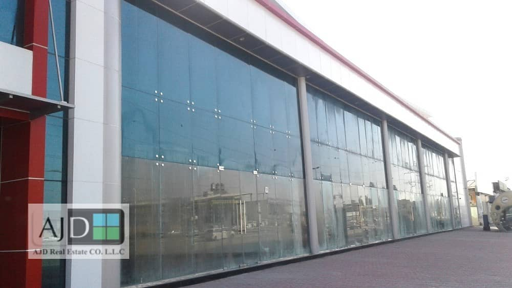 9 No Commission  With Mezzanine Full Glass Windows Open Layout