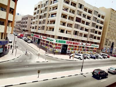 3 Bedroom Apartment for Rent in Bur Dubai, Dubai - Sunny & Airy l Freshly painted l Upper floor l No Commission