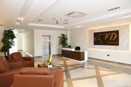 Office for Rent in Umm Ramool, Dubai - Spacious Office No Commission High Quality Finishings