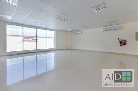 Office for Rent in Umm Ramool, Dubai - No Commission|Bright and Spacious|Open Layout