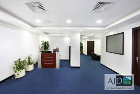 Office for Rent in Al Garhoud, Dubai - Fantastic  Offer! Smart Offices ready to start your Business