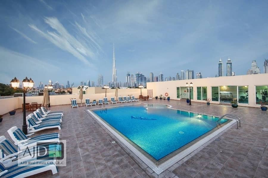 2 No Commission Spacious 2 Bed in Jumeirah